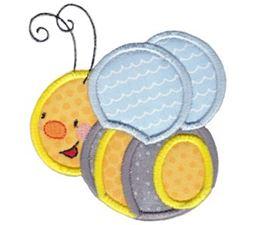Busy Bees Applique 5