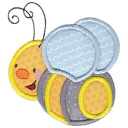 Busy Bees Applique 5