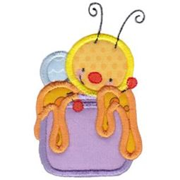 Busy Bees Applique 8