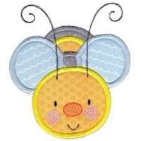 Busy Bees Applique