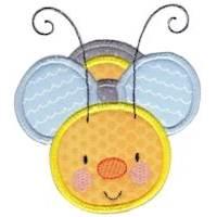 Busy Bees Applique