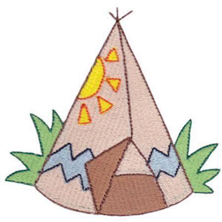 Indian Teepee