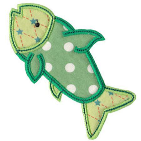 Fish Applique