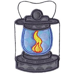 Lantern Applique