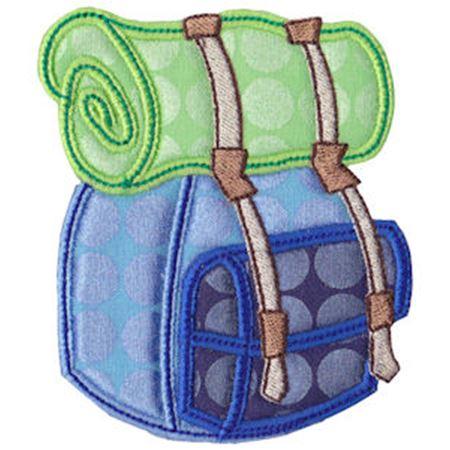 Backpack Applique