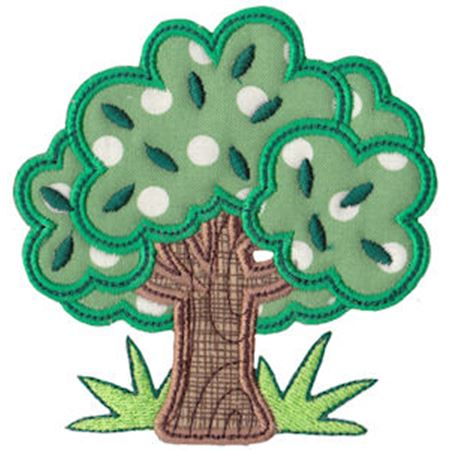 Tree Applique