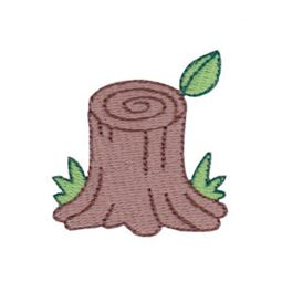 Tree Stump Mini