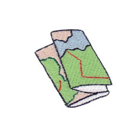 Camp Map Mini