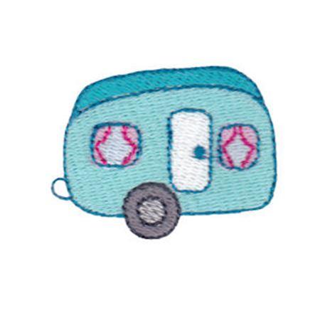 Camper Trailer Mini