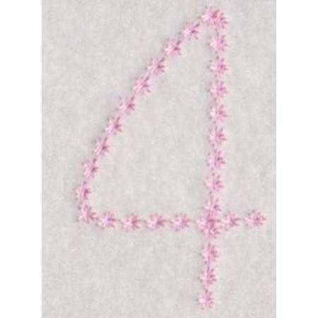 Candlewicking Alphabet 4