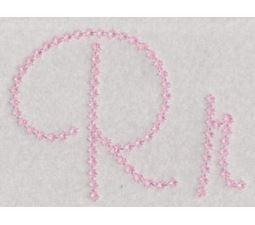 Candlewicking Alphabet R