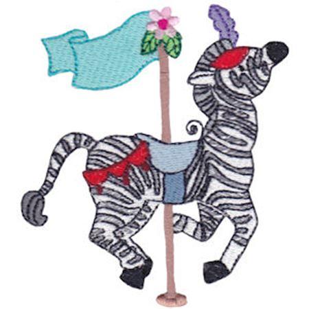 Carousel Animals 12