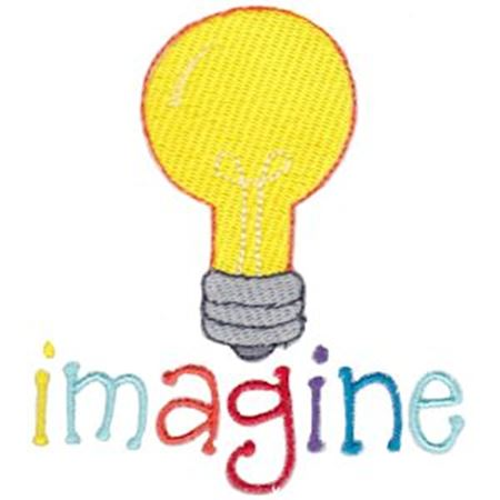 Imagine Light Bulb