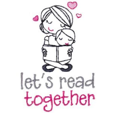 Boy Let's Read Together