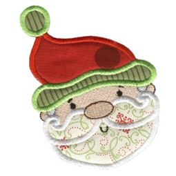 Christmas Applique Jumbo 12