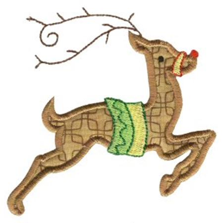 Christmas Applique Jumbo 5