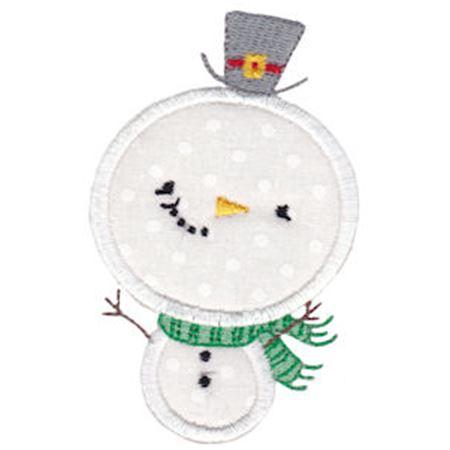 Christmas Critters Applique 1