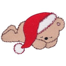Christmas Cuddle Bear 14