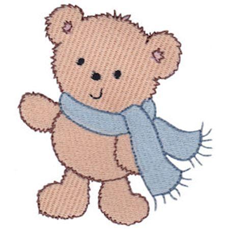 Christmas Cuddle Bear 19