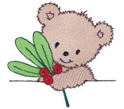 Christmas Cuddle Bear 3
