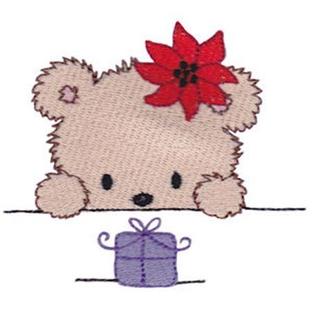 Christmas Cuddle Bear 5