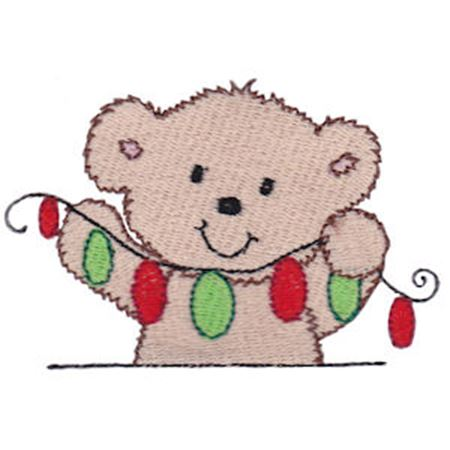 Christmas Cuddle Bear 9