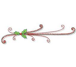 Christmas Doodads 5x7 10