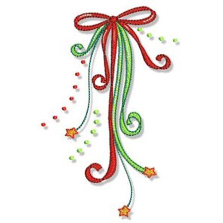 Christmas Doodads 5x7 5