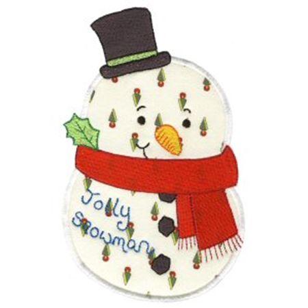 Christmas Inspirations Applique 10