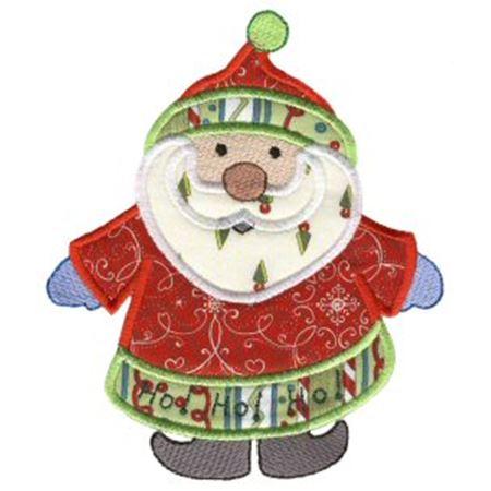 Christmas Inspirations Applique 8