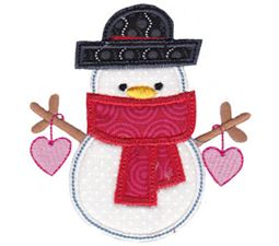 Christmas Melody Applique 13