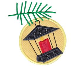 Christmas Melody Applique 7