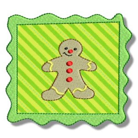 Christmas Patches 7