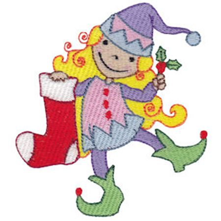Christmas Pixies 3