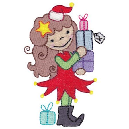 Christmas Pixies 6