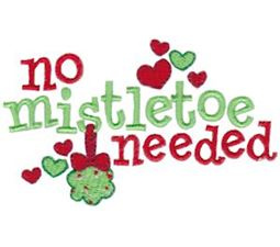 No Mistletoe Needed