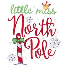 Little Miss North Pole