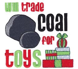 Will Trade Coal For Toys