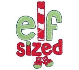 Elf Sized