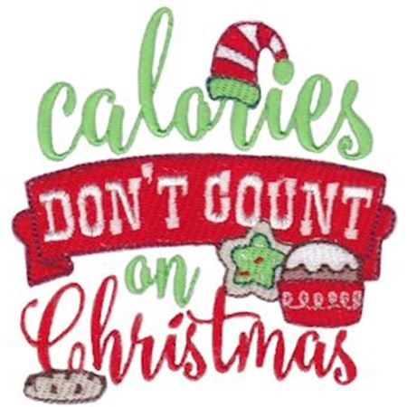 Calories Don't Count On Christmas