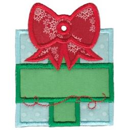 Christmas Tags Applique 3