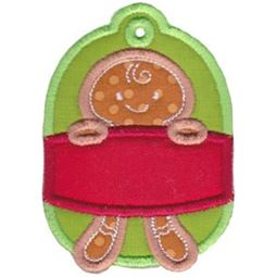 Christmas Tags Applique 4