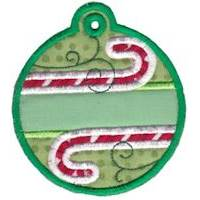 Christmas Tags Applique
