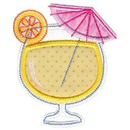 Applique Orange Cocktail