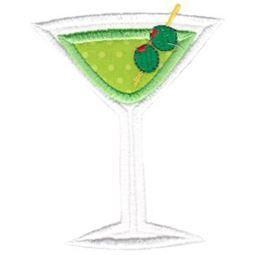 Applique Martini
