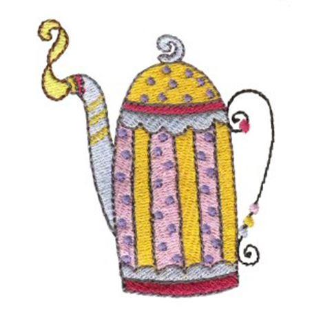Tall Pot Of Coffee