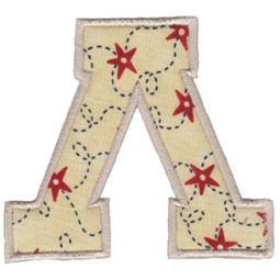 College Greek Alphabet Applique 11