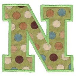 College Greek Alphabet Applique 13