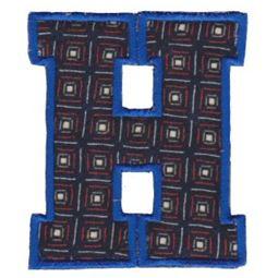 College Greek Alphabet Applique 8