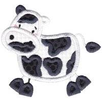Country Animal Stix Applique